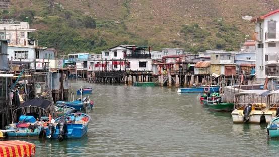 Thumbnail for Tai O village in Hong Kong