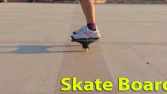 Thumbnail for Skateboard