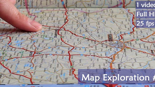 Exploring the Map