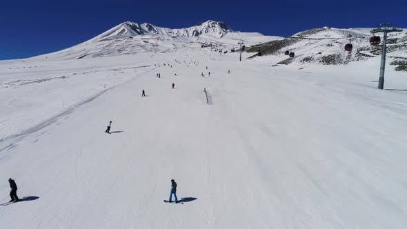 Ski And Ski Resort