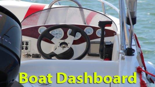 Thumbnail for Boat Dashboard