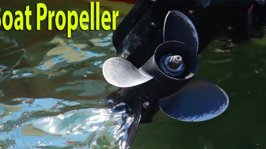 Thumbnail for Boat Propeller