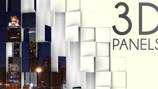 Thumbnail for 3D Panels
