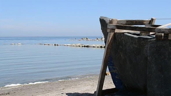 Thumbnail for Old Boat Sea Horizon View