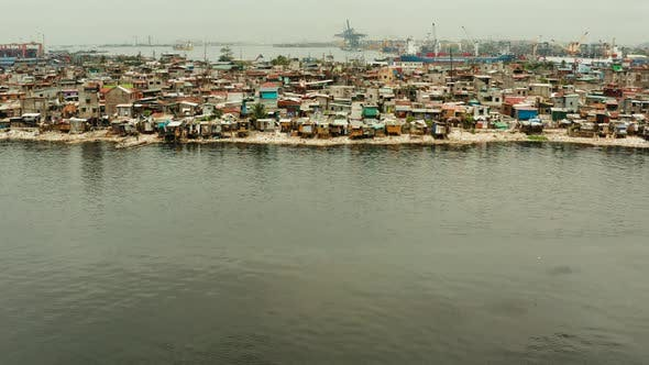 Thumbnail for Slums and Poor District of the City of Manila