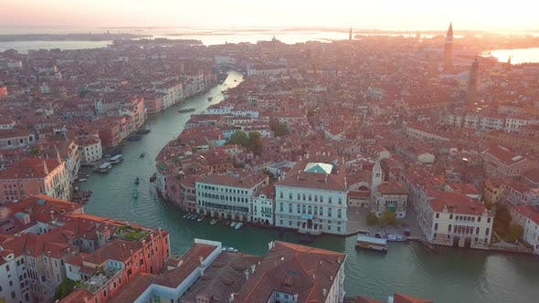 Thumbnail for Aerial View Italy Venice