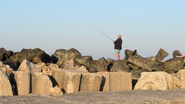 Thumbnail for Fischer Achten Sie auf Rute