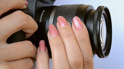 Photographer Zoom and Focus Adjust