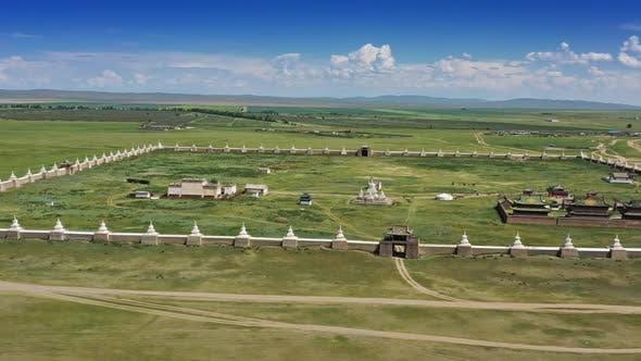 Cover Image for Kharkhorin Erdene Zuu Kloster in der Mongolei