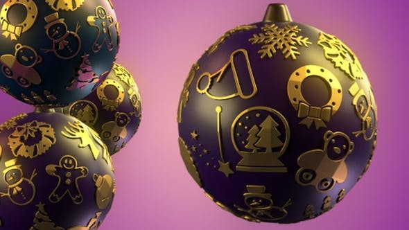 Thumbnail for Christmas Ornaments