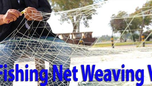 Thumbnail for Fishing Net Weaving V