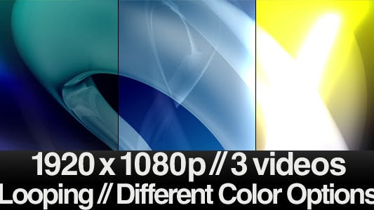 Thumbnail for Abstract 3D Backdrop - Series of 3