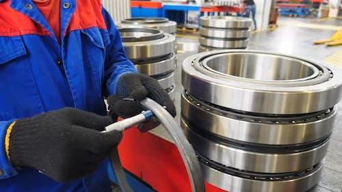 Bearing Producing Factory