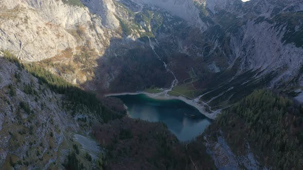 Thumbnail for Aerial View Of Gosausee Lake