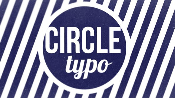 Thumbnail for Circle Typo