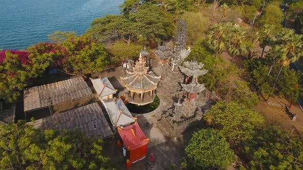 Cover Image for Hindu Temple on the Island Bali,Indonesia