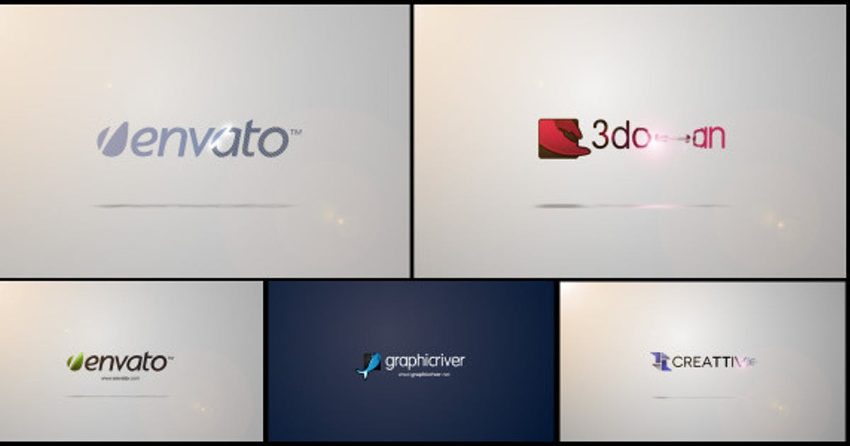 Download Quick & Clean Logo Sting by Creattive