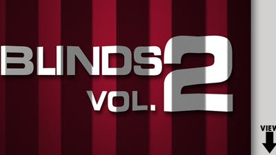 Transitions Pack - Blinds Vol. 2