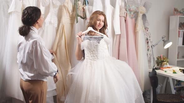 Professional Designer and Bride