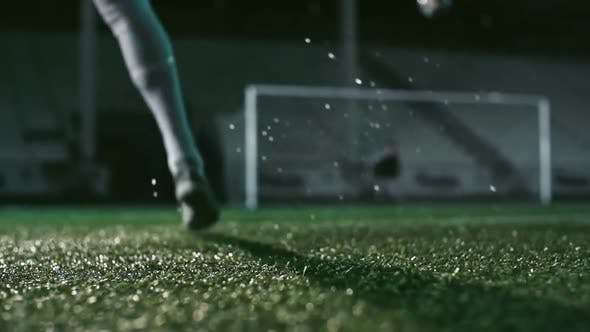 Thumbnail for Powerful Soccer Shot