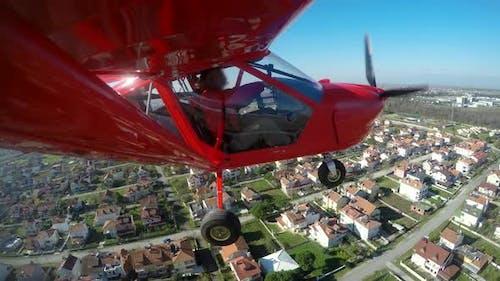 Single Engine Aircraft Landing