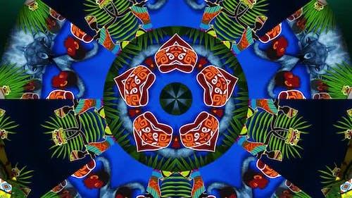 Afrikan Kaleidoscope