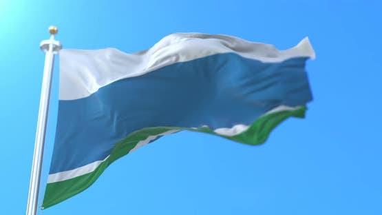 Sverdlovsk Flag, Russia