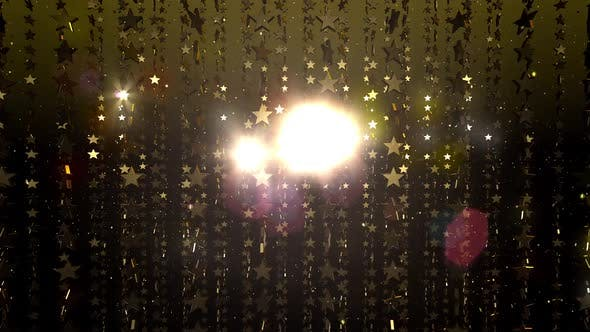 Thumbnail for Festive Stars Glitter 14