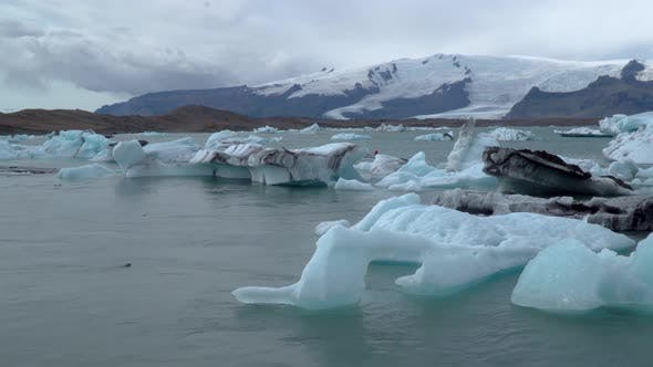 Thumbnail for Beautifull View of Jokulsarlon Lagoon, Iceland