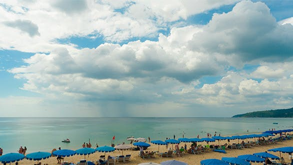 Cover Image for Phuket Beach