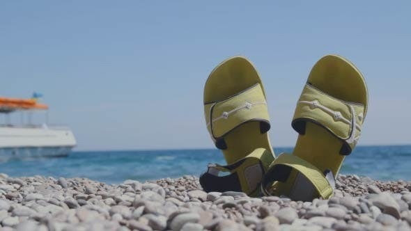 Thumbnail for Sandals on the Beach
