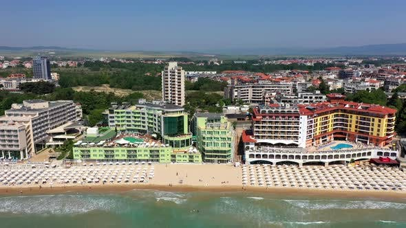 Thumbnail for Aerial View to The Beach