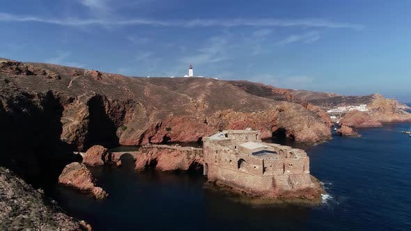 Thumbnail for Fortress on Berlengas Island in Portugal