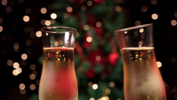 Thumbnail for Christmas Champagne Toast