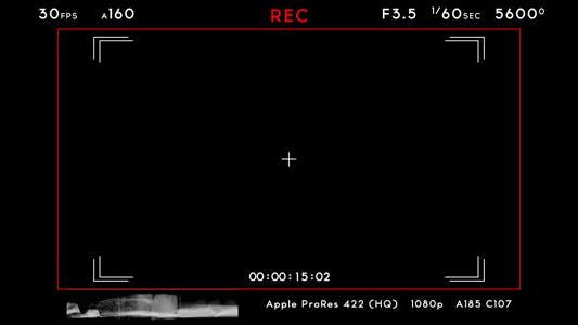 Thumbnail for Camera Recording Screen 02