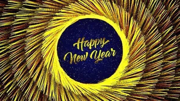 Thumbnail for 4 K New Year Fireworks