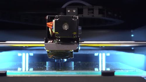 Additive Manufacturing Robot Operation Exposition