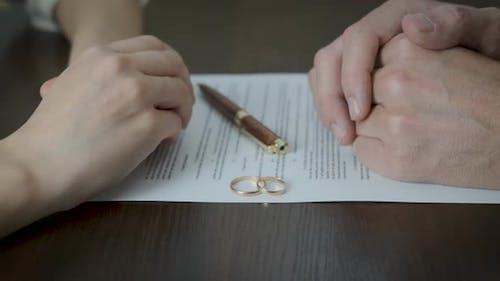 Symbol of Divorce