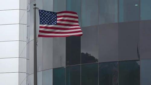 USA Flag Background 2K