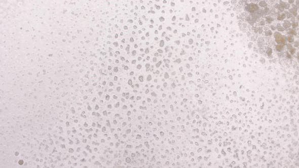 Thumbnail for Clean Saline Pattern Texture. Large Salt Lake. Big Saline. Aerial Drone Top Down View.