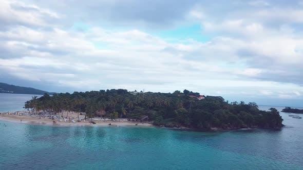 Thumbnail for Island Bacardi In The Caribean Cayo Levantado 4k 2