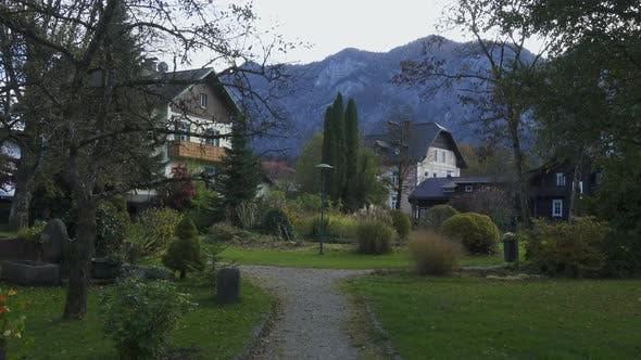 Thumbnail for Walking At The Sunny Autumn Park 3
