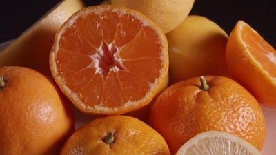 Fruits Rotating