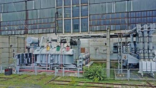 Kraftwerk Wärmeerzeugung
