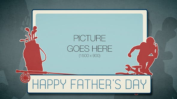 Thumbnail for Father's Day Animation