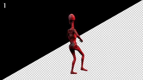 Alien Trap Dancer Pack