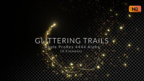 Glitzernde Trails Pack
