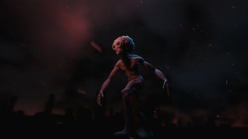 Alien Loop 01