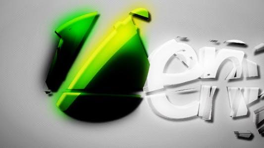Thumbnail for Clean Logo 3D