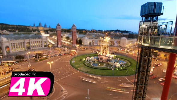 Thumbnail for Barcelona Roundabout